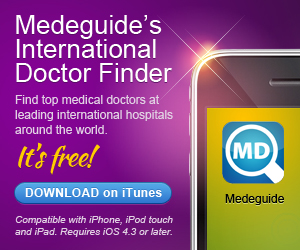Medeguide International Doctor Finder